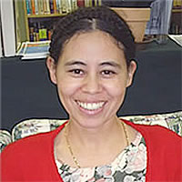 Okimoto Ilse おきもと イルセ先生の写真