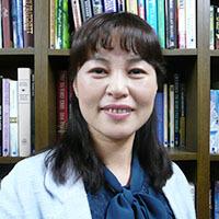 黄 蓮順 ファン ヨンスン先生の写真