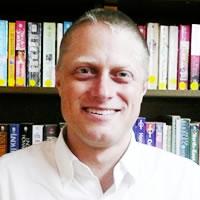 Travis Ingram トラビス・イングラム先生の写真