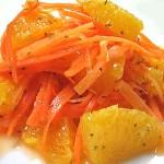 orange salada